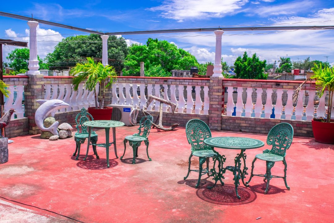 Casa Hostal La Terraza William Y Yanetsy Bbinn Casas