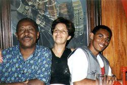 Ana Maria and family