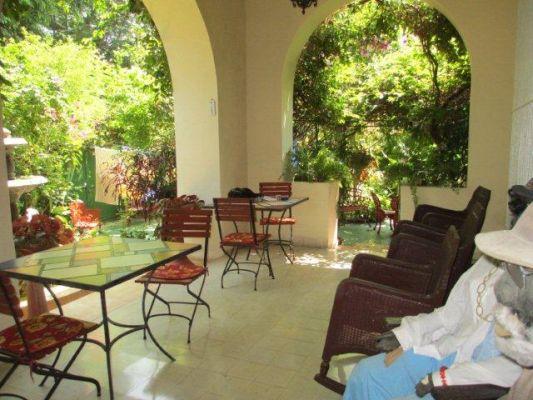 Room 2 terrace