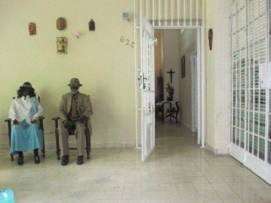 Room 2 entrance