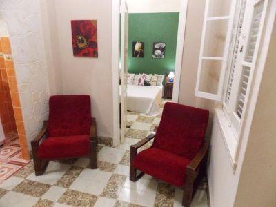 Apt. 23 Living Room Details