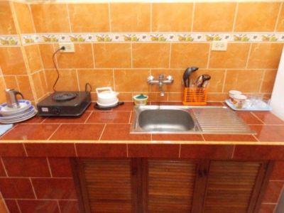 Apt. 23 Kitchen