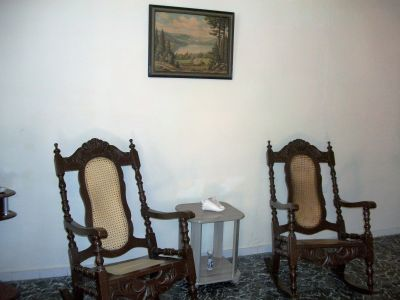 Living Room of Apartment Details