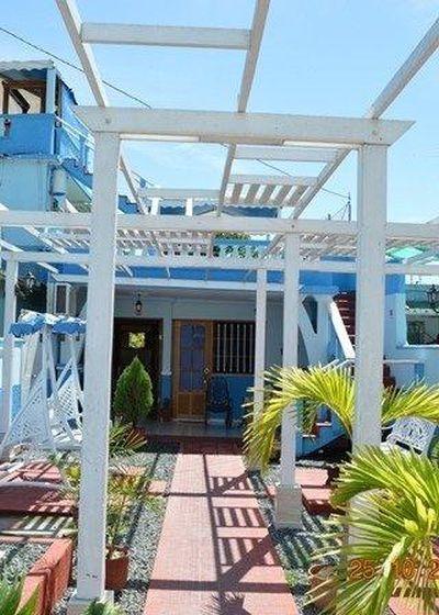 Casa costa azul bbinn casas particulares in cuba for Apartamentos playa azul