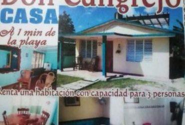 Casa Don Cangrejo
