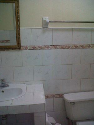 Bathroom for Triple room