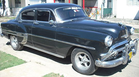 Chevrolet 54