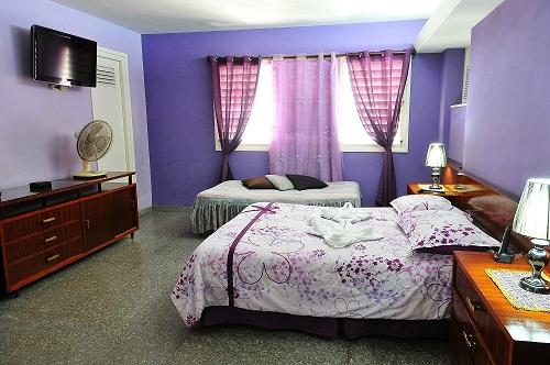 Purple room 3 downstairs
