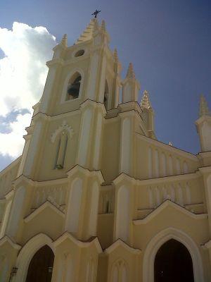 Santo Angel church
