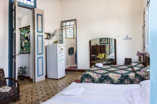 Room 1 Twin upstairs