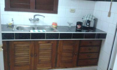 Kitchen in Room 2
