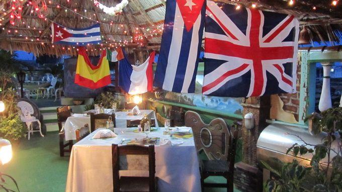 Multinational dinner