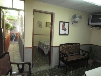 Main Entrance Room 1