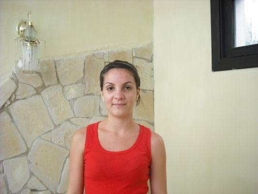 Sandra the hoster