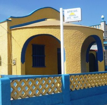 Casa Hostal Sol y Mar