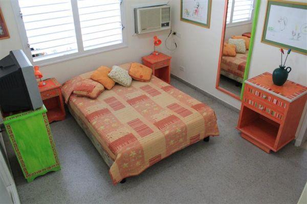 Orange Room Double