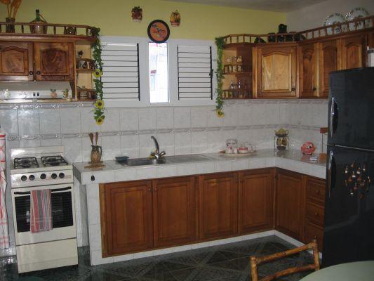 Kitchen 2 upstairs