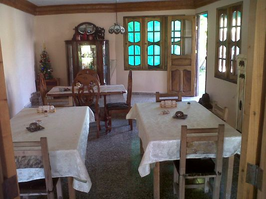 Dining Area Details