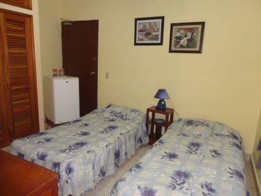 Upstairs Room 1 Twin