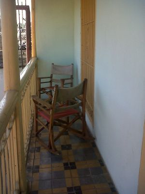 Room 2 balcony