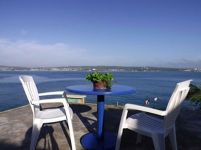 Terrace with Seaview