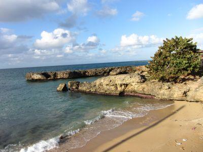 Boca de Camarioca beach