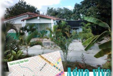 Casa Rancho Agua Viva (CUBA)