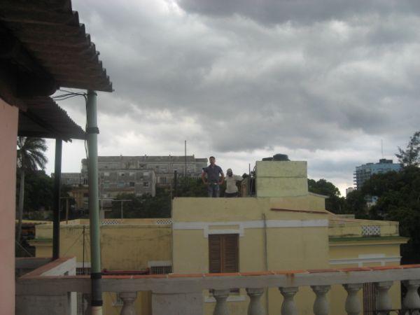 Vedado view