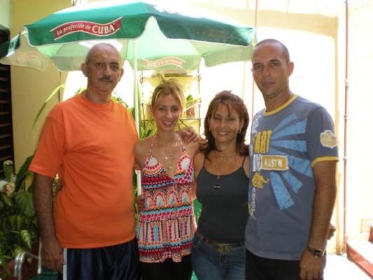 Rafael & family