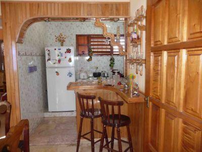 Minibar and Kitchen