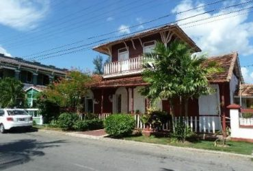 Casa Zunilda y Raya