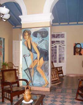 Casa Hostal Margarita & Arocha