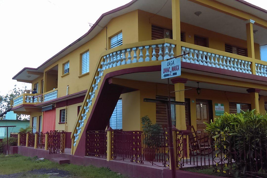 Casa Dos Hermanos Bbinn Casas Particulares In Cuba